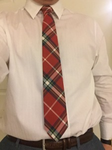Right Length Tie